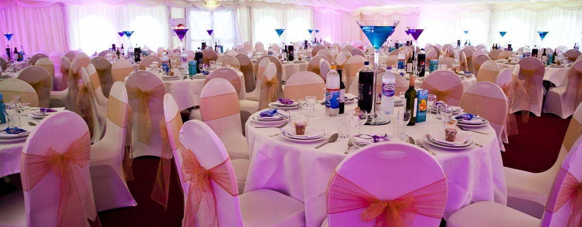 Marquee weddings Hertfordshire