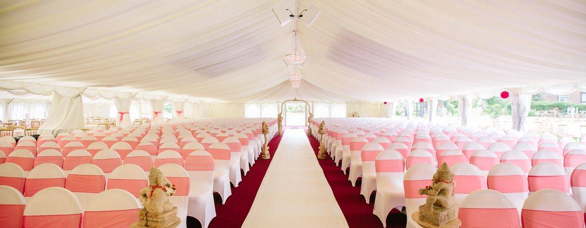 Marquee Weddings London Hertfordshire Islamic Picturese Ethnic Wedding Venue Asian