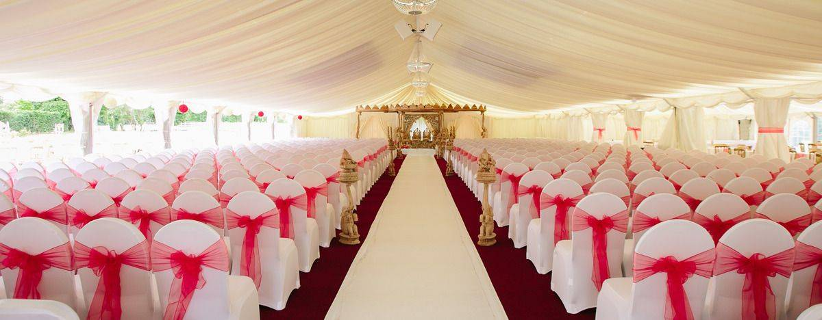 Asian wedding halls