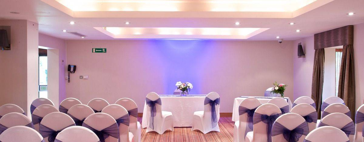Wedding Ceremony Garden Suite